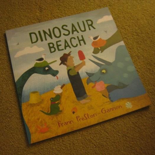 dinosaur beach by frann preston gannon