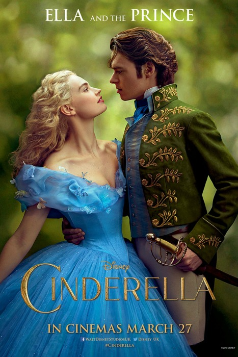 Cinderella - Ella and the Prince