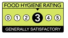 food hygiene rating 3