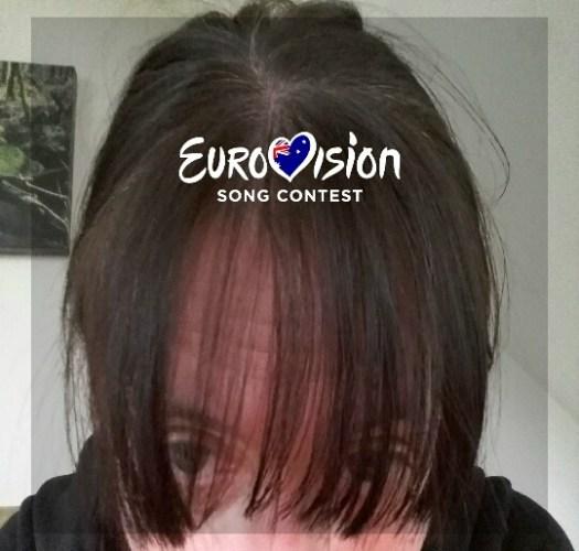 eurovision selfie