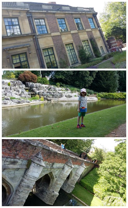 Eltham Palace outdoors