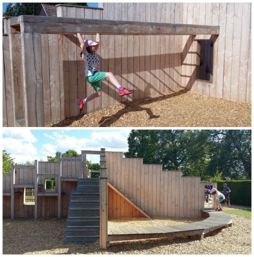 Eltham Palace play area