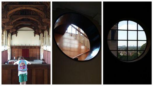 Eltham Palace indoors