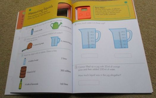 Carol Vorderman Workbook - Maths Made Easy