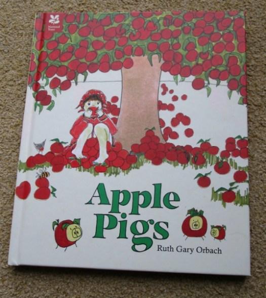 Apple Pigs by Ruth Gary Orbach