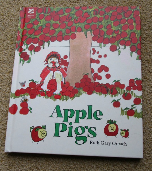 Apple Pigs by Ruth Gary Orbach