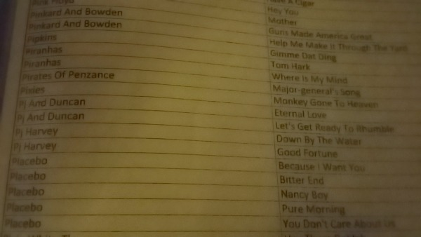 karaoke choice