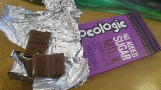 Chocologic Milk Choc and Hazelnut