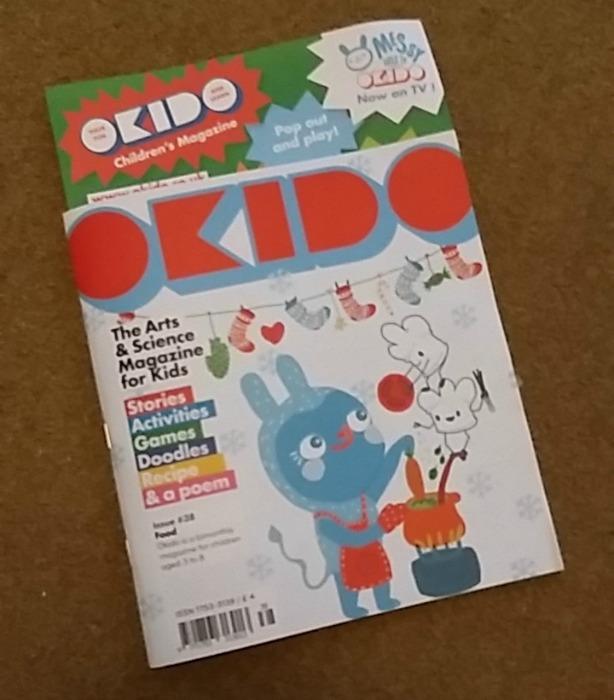 Okido November 2015