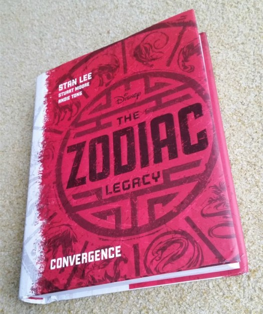 The Zodiac Legacy Convergence by Stan Lee