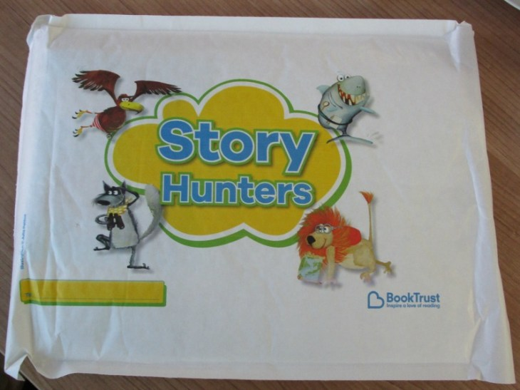 Book Trust Story Hunters