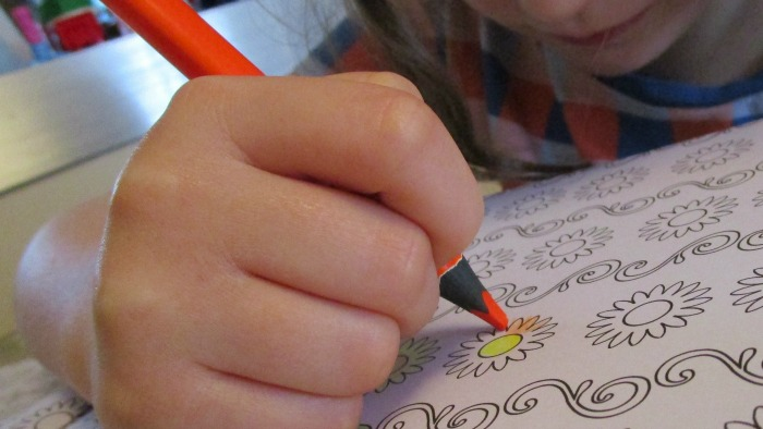 Disney Art Therapy Colouring Books, Seven Year Olds and Long Haul Flights