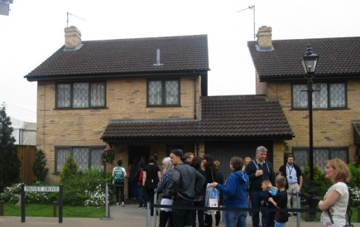 Harry Potter Tour privet drive