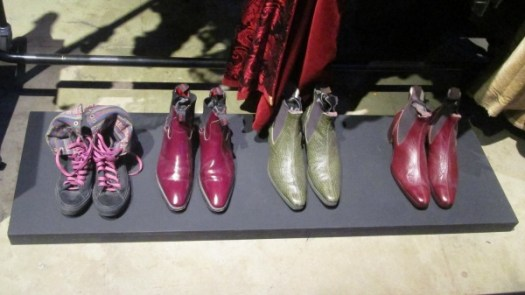 Harry Potter tour shoes