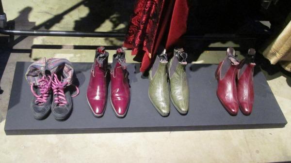 Harry Potter tour shoes