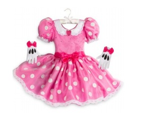 Minnie Mouse costume at Disney Store UK