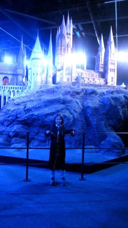 harry potter tour castle
