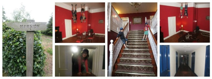 Hidden Valley Discovery Park Forbidden Mansion