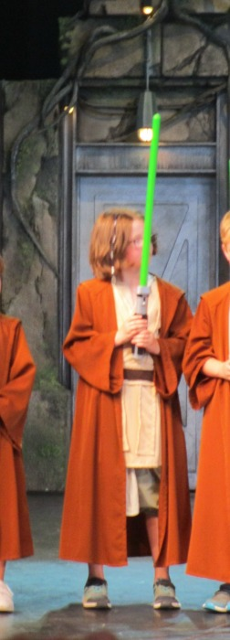 Our summer - Jedi Training Academy