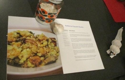 butternut squash risotto recipe