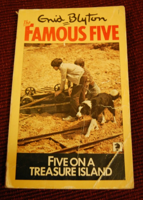 Five on a Treasure Island Stories for Life