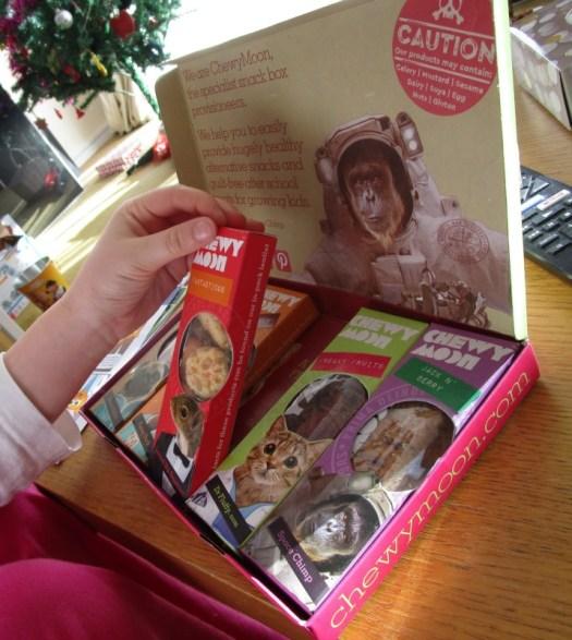 ChewyMoon snack box
