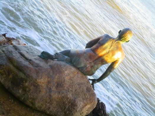 Folkestone mermaid