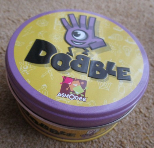 dobble tin, Seven Year Olds and Long Haul Flights