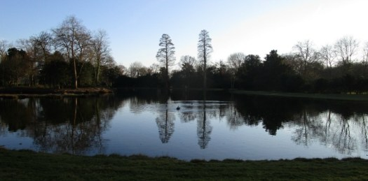 Painshill Park reflections