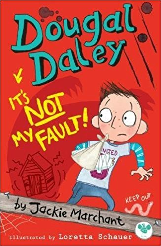 Dougal Daley - It's Not My Fault coverDougal Daley - It's Not My Fault cover
