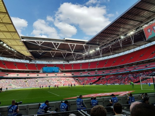Buildbase FA Trophy Final York v Macclesfield