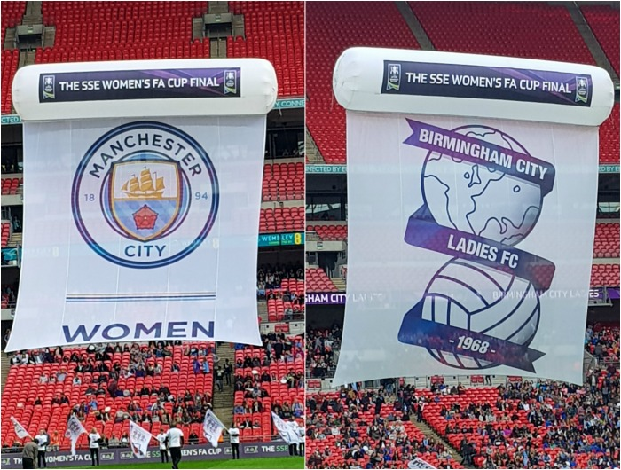 The SSE Women's FA Cup Final 2017, FA Cup Final 2017