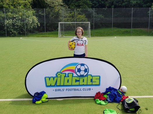 SSE Wildcats Girls Football Club, FA Girls' Football Week 2017
