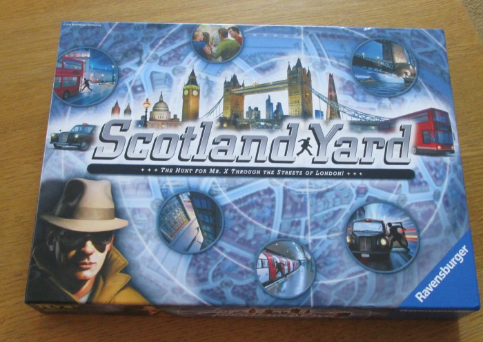 scotland yard from ravensburger