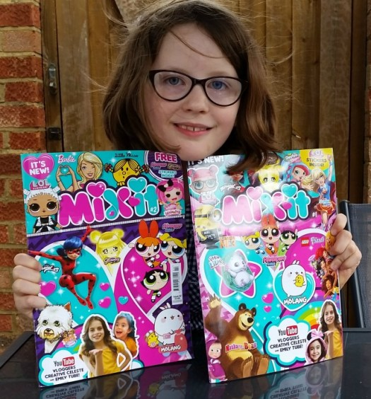 Mix It Magazine Issues 1 and 2