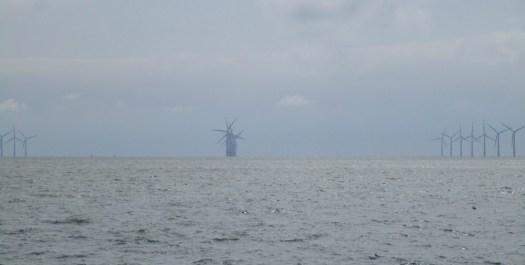 clacton on sea wind farm