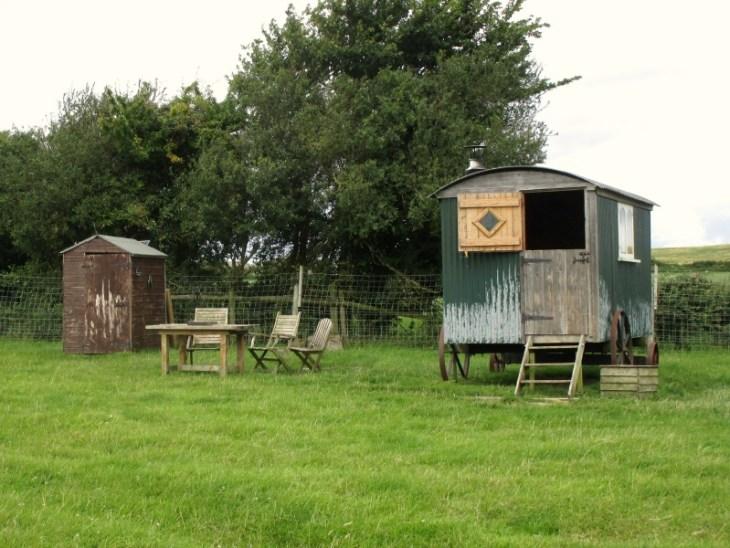 Woodspring Farm Hut