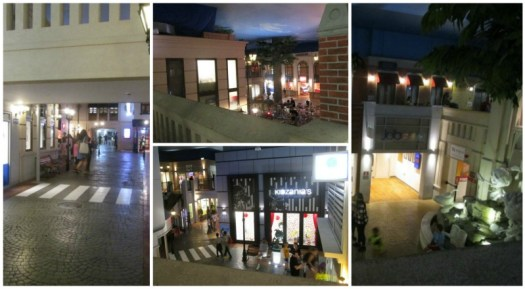 Kidzania top tips - the view from upstairs and downstairs