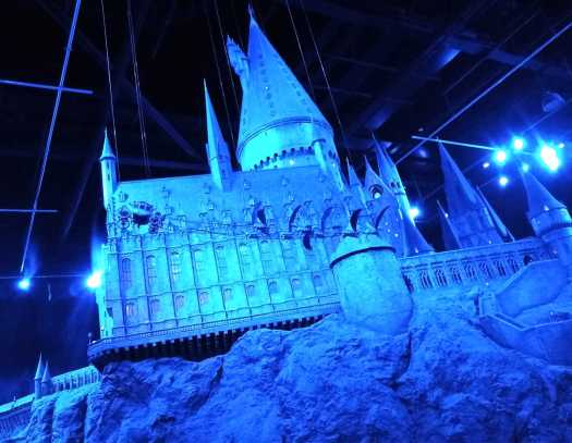 Beauxbatons carriage Harry Potter and the Goblet of Fire