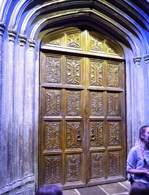 Entrance to the Great Hall