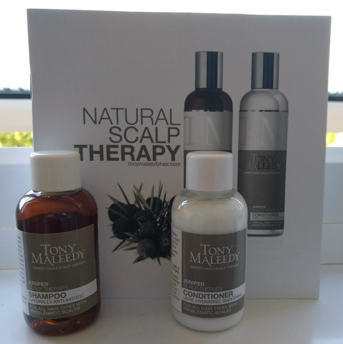 Tony Maleedy Scalp Therapy Shampoo and Conditioner