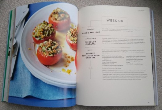 Week 8 in the Meat Free Monday cookbook