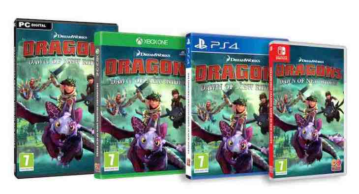 Dragons Dawn of New Riders formats available to buy