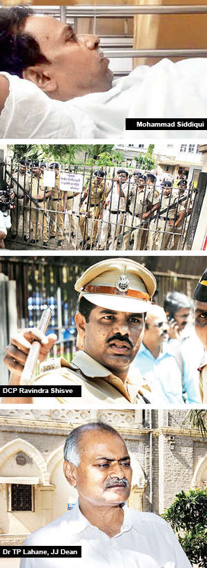 Indrani at JJ and another tragedy