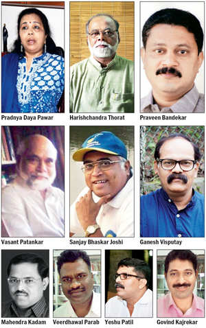 Nine Marathi literary figures to return awards