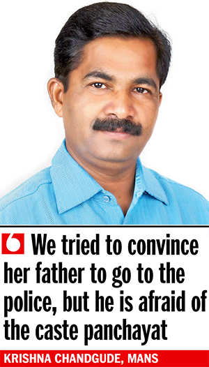 Caste panchayat puts girl through 'virginity' test