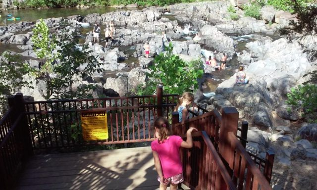 Johnson's Shut-Ins State Park visit