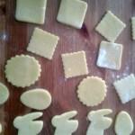 Tutorial biscotti decorati pasquali