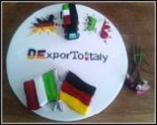 Ditta export cake topper