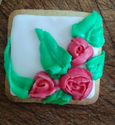 Cookies Art, Cookies Step, Pies Cookies, Cookies Pies, Cookies Decor, Decor Cookies, Cookies Tutorials, Decor Cherries, Cherries Pies